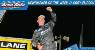Newsmaker of the Week // Cory Eliason