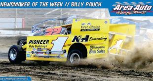 Newsmaker of the Week // Billy Pauch