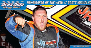 Newsmaker of the Week // Brett Michalski