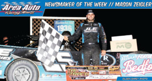 Newsmaker of the Week // Mason Zeigler