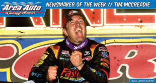 Newsmaker of the Week // Tim McCreadie