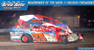Newsmaker of the Week // Holiday Fireworks