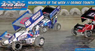 Newsmaker of the Week // Orange County Fair Speedway