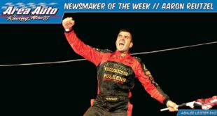 Newsmaker of the Week // Aaron Reutzel