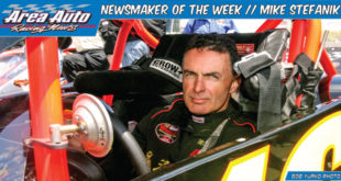 Newsmaker of the Week // Mike Stefanik
