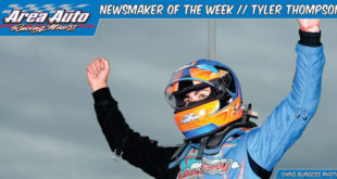 Newsmaker of the Week // Tyler Thompson