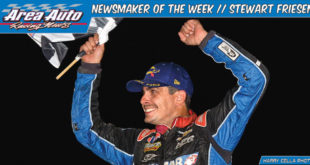 Newsmaker of the Week // Stewart Friesen