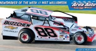 Newsmaker of the Week // Mat Williamson