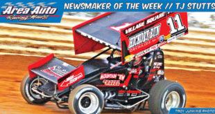 Newsmaker of the Week // TJ Stutts