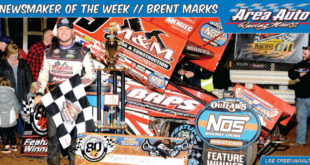 Newsmaker of the Week // Brent Marks