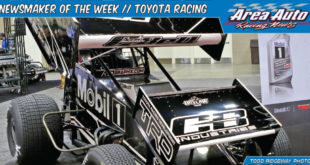 Newsmaker of the Week // Toyota Racing Development