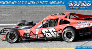 Newsmaker of the Week // Matt Hirschman