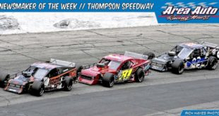 Newsmaker of the Week // Thompson Speedway