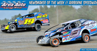 Newsmaker of the Week // Airborne Speedway