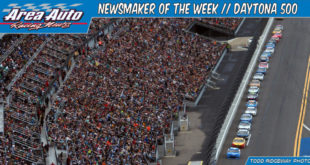 Newsmaker of the Week // Daytona 500