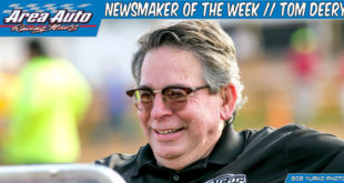 Newsmaker of the Week // Tom Deery