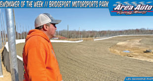 Newsmaker of the Week // Bridgeport Motorsports Park