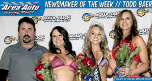 Newsmaker of the Week // Todd Baer