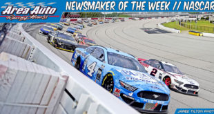 Newsmaker of the Week // NASCAR