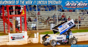 Newsmaker of the Week // Lincoln Speedway