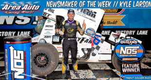 Newsmaker of the Week // Kyle Larson