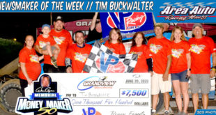 Newsmaker of the Week // Timmy Buckwalter