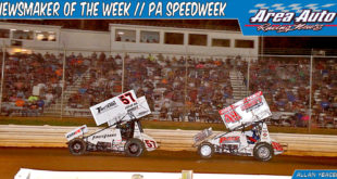 Newsmaker of the Week / / PA Speedweek