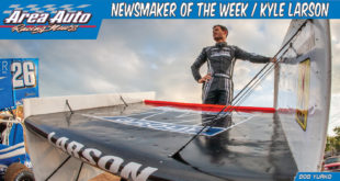Newsmaker of the Week / / Kyle Larson