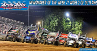 Newsmaker of the Week // World of Outlaws