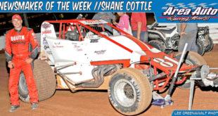 Newsmaker of the Week // Shane Cottle