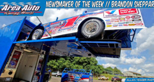 Newsmaker of the Week // Brandon Sheppard