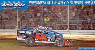 Newsmaker of the Week // Stewart Friesen
