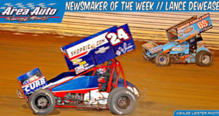 Newsmaker of the Week // Lance Dewease
