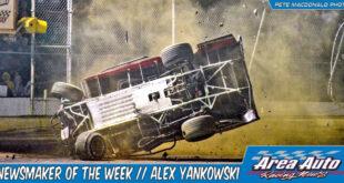 Newsmaker of the Week // Alex Yankowski
