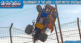 Newsmaker of the Week // BAPS Motor Speedway