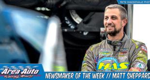 Newsmaker of the Week // Matt Sheppard