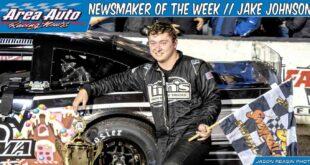 Newsmaker of the Week / / Jake Johnson