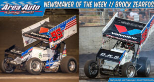 Newsmaker of the Week // Brock Zearfoss