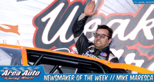 Newsmaker of the Week // Mike Maresca
