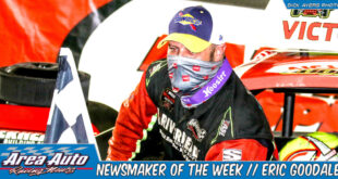 Newsmaker of the Week // Eric Goodale