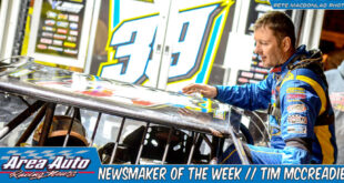 Newsmaker of the Week / / Tim McCreadie