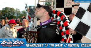 Newsmaker of the Week // Michael Barnes