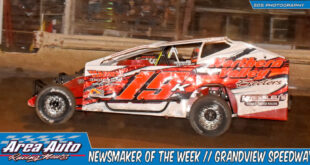 Newsmaker of the Week // Grandview Speedway Photo Finish
