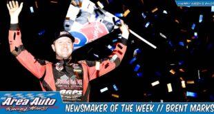 Newsmaker of the Week // Brent Marks