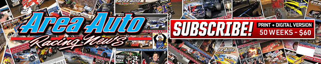The Official Site of Area Auto Racing News and Len Sammons Productions