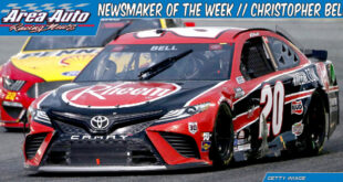 Newsmaker of the Week // Christopher Bell