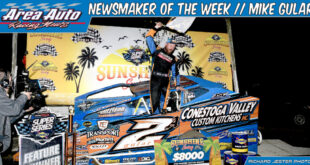Newsmaker of the Week // Mike Gular