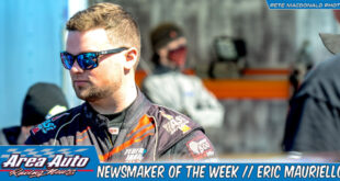 Newsmaker of the Week // Eric Mauriello
