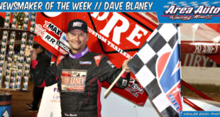 Newsmaker of the Week // Dave Blaney