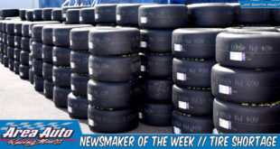 Newsmaker of the Week // Tire Shortage